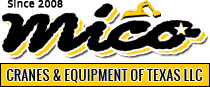 Mico Cranes & Heavy Construction Equipment