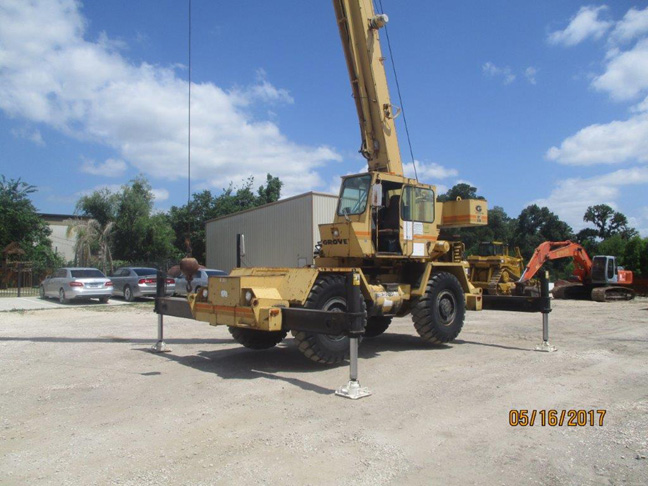 Grove RT518 Crane | Buy Grove RT518 Cranes For Sale in USA
