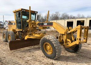 Used Cat 140H for Sale - Motor Graders - Mico Equipment