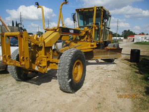 Cat 140H Grader for Sale - Motor Graders - Mico Equipment