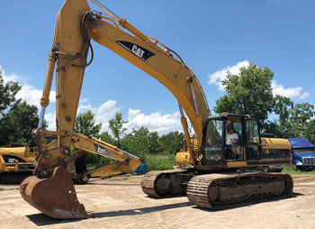 Cat 330BL Track Excavators for Sale in Houston TX