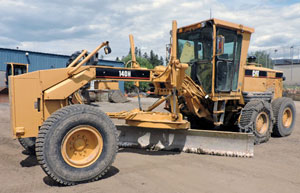 Caterpillar 140H Motor Grader for Sale | 140H Ripper