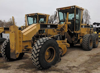 Motor Graders For Sale in USA | Used CAT 12G/H,14G/H,140G/H/M