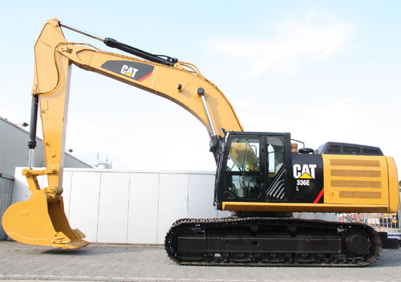 New & Used Caterpillar Track Excavators For Sale in USA
