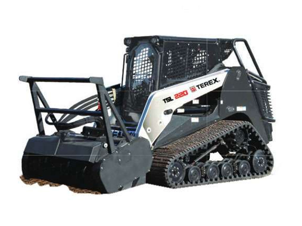 The Terex Skid Steer Loader - Mico Equipment Blog