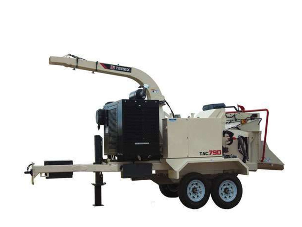 The Inner Workings of a Terex Chipper - Mico Equipment Blog