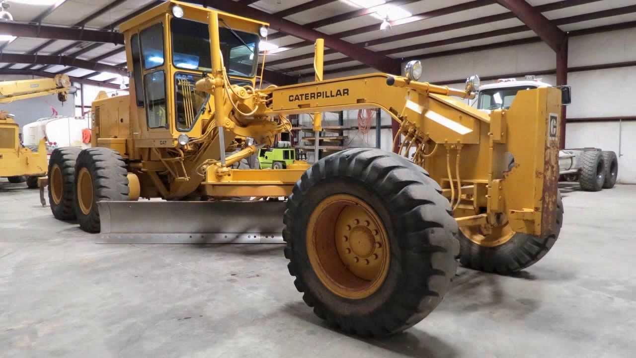 Select The Right Motor Grader Machine For Your Construction Firm