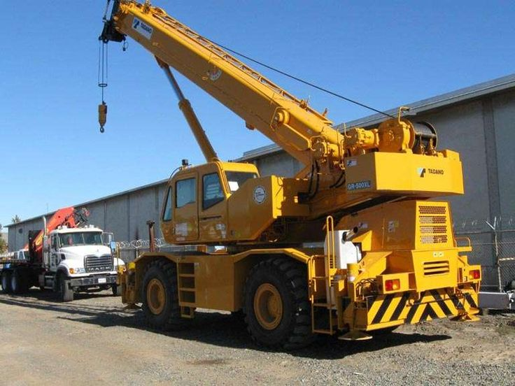 The 3 major benefits of owning a Tadano GR500XL crane - Mico