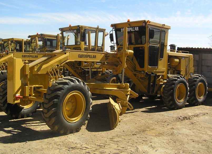 How to determine the actual cost of a used Caterpillar 140G