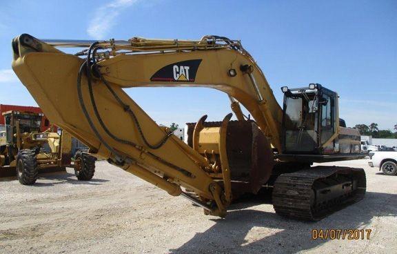 Caterpillar excavators Vs Komatsu excavators